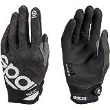 Sparco s002093nr3l Mecque 3Gants, Couleur Noir, taille L