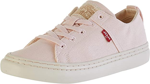 Levi's Global Vulca Low Sneakers Damen Pink Rosa