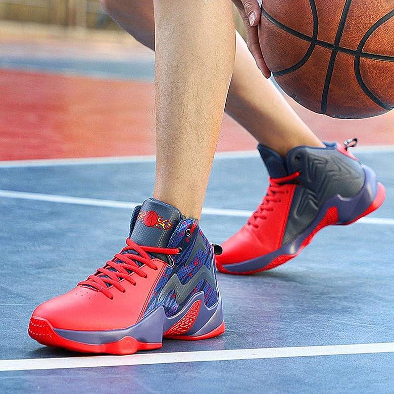 Zapatillas De Baloncesto para Hombre, Elegantes Zapatillas De ...