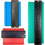 STUs 3 Pcs Plastic Contour Gauge Duplicator 5 inch 6 inch 10 inch Profile Gauge Precise Measurement Instant Template…