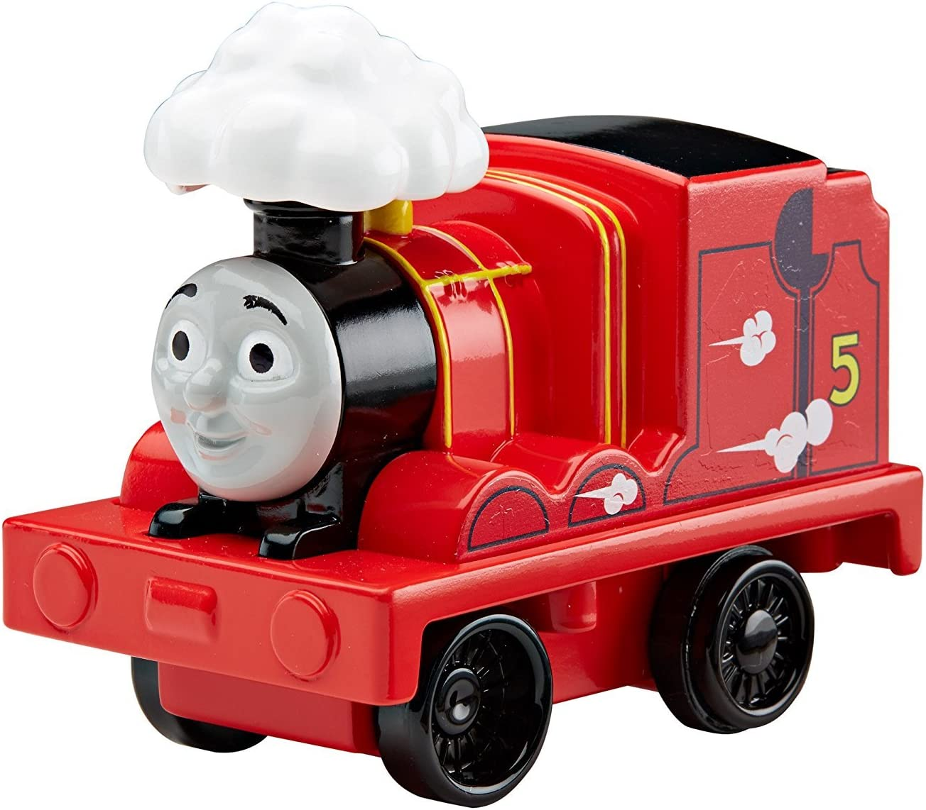 Thomas & Friends Fisher-Price My First, Pullback Puffer James