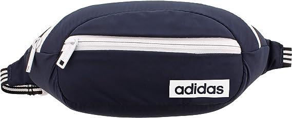 adidas Core Riñonera unisex, Unisex adulto, Bolsa, 5147751, Tinta Legend/Blanco/Negro, talla única: Amazon.es: Deportes y aire libre