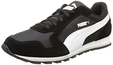 Unisex Adults St Runner Sd Running Shoes, Black, 9 UK Puma
