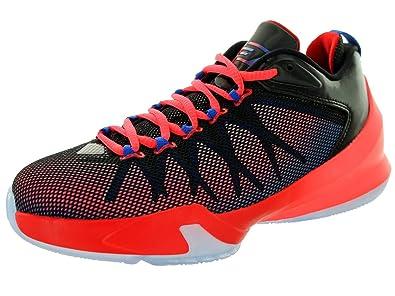 520c85cecbf25e Jordan Nike Kids CP3.VIII AE BG Black Gm Royal SPRT Rd