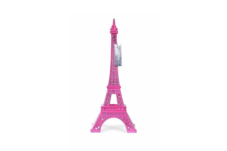 Fox Trot MNGU0107 Tour Eiffel Mini Gus! 15cm Métal Pink 6x6x15.5 cm FTD