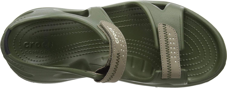 Crocs Mens Swiftwater River Sandal