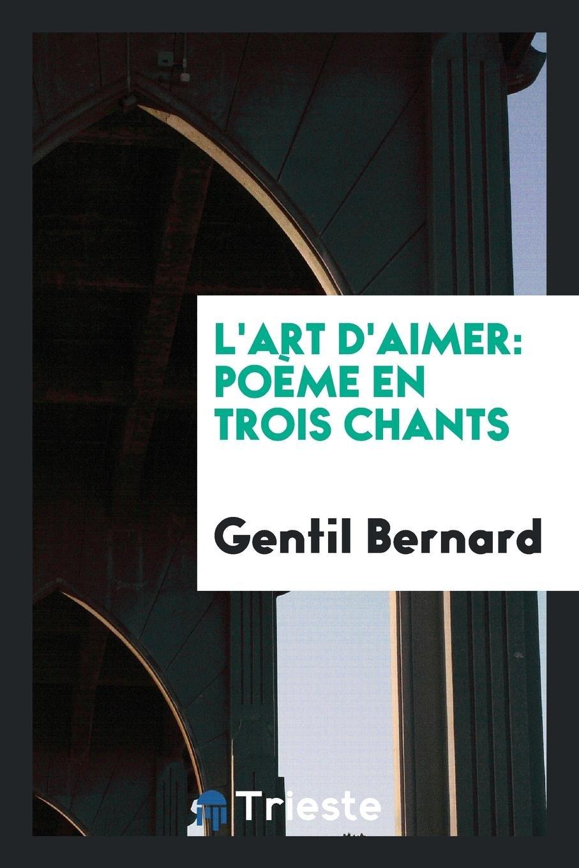Buy Lart Daimer Poeme En Trois Chants Book Online At Low