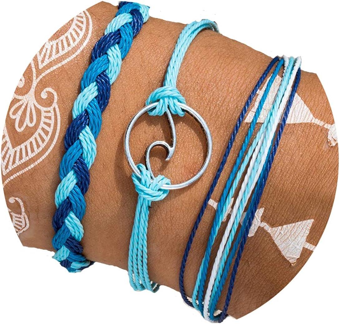 Nager Braided Rope Bracelet...