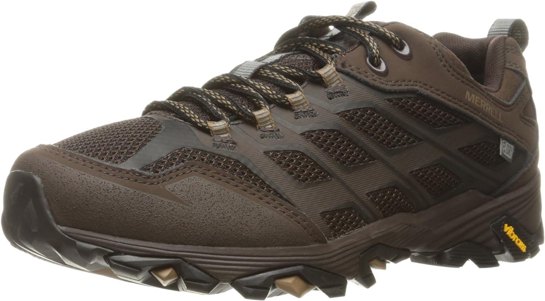 Merrell Men s Moab Fst Waterproof-M Hiking Shoe