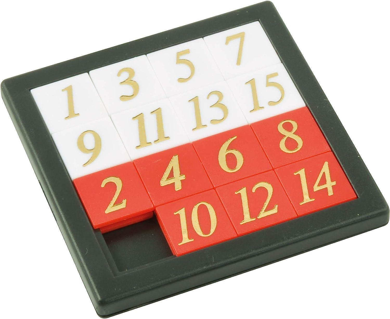 EDUPLAY 800513 Schiebespiel Zahlen