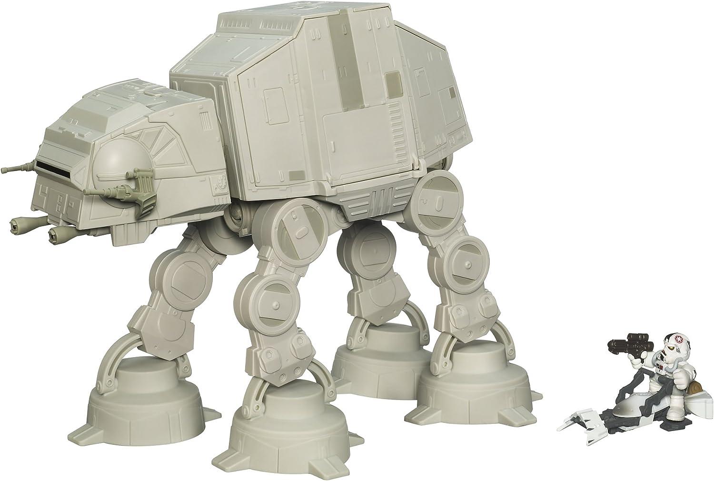 Star Wars Galactic Heroes Hoth AT AT Leg # 2