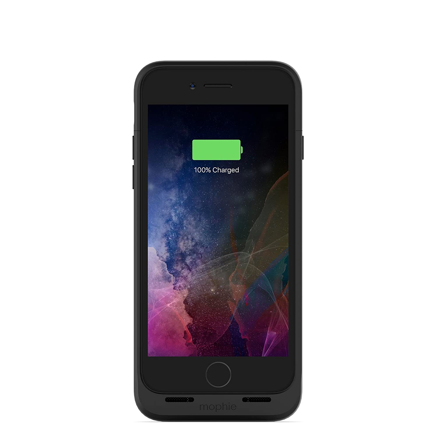 Amazon mophie juice pack wireless Charge Force Wireless Power Wireless Charging Protective Battery Pack Case for iPhone 7 – Black Cell Phones &