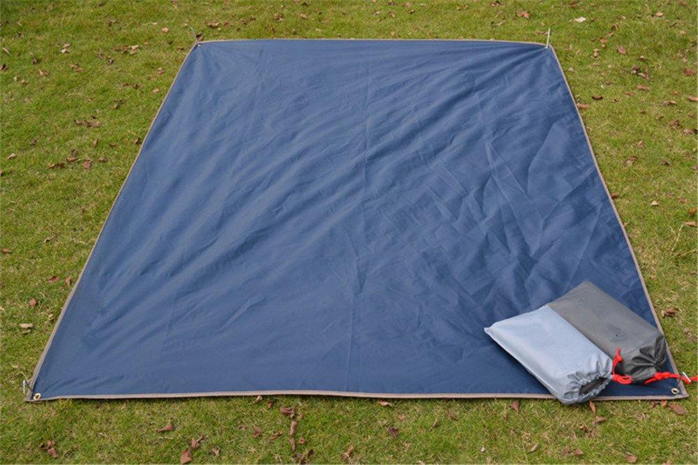 MONEYY Outdoor Zelt Fußmatte Picknick Mat Feuchtigkeitsdichten Pad wasserdicht Picknick Tuch Tuch Oxford