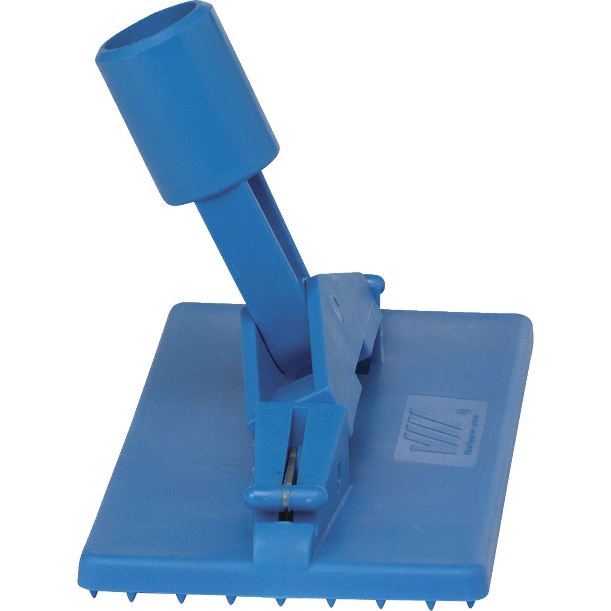Scrub Pad Holder, Blue, 9''L by Vikan