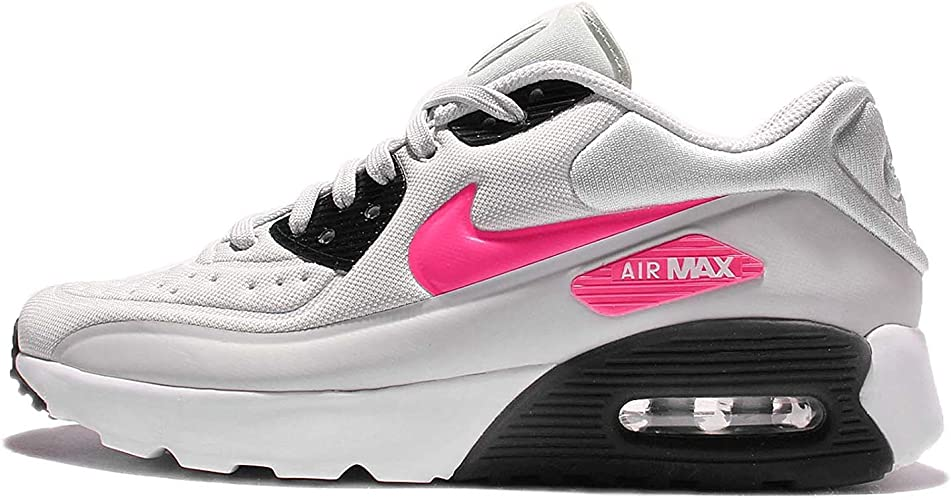 Nike Air MAX 90 Ultra Se (GS), Correr para niña, Color Gris, Talla ...