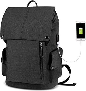 Tocode Laptop Water Resistant Backpack
