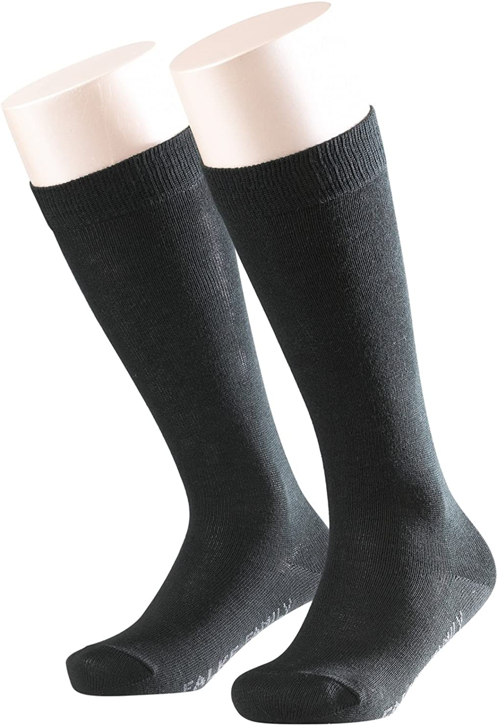 94/% Cotton durable ideal for boots kid - 8 UK sizes 6 Multiple Colours 1 Pair EU 23-42 Year-round quality FALKE Kids Family Knee-Highs