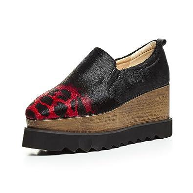 KSJYWQ Donna scarpe Horsehair Plus Size Platform scarpe   scarpe Donna 0e4410