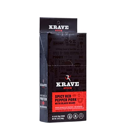 Red has a serious krave