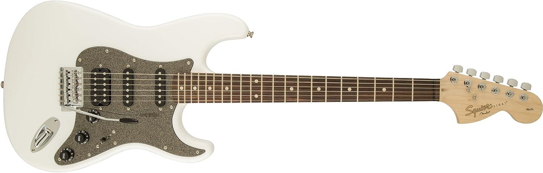 Fender Affinity Strato Squier HSS OWT RW Guitarra Eléctrica