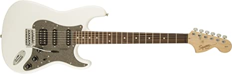 Fender Affinity Strato Squier HSS OWT RW Guitarra Eléctrica ...
