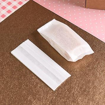 BBC Bakery - Bolsa de papel de algodón para repostería, 100 ...