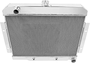 Champion Cooling, 3 Row All Aluminum Radiator for Jeep Cj Series, CC1919