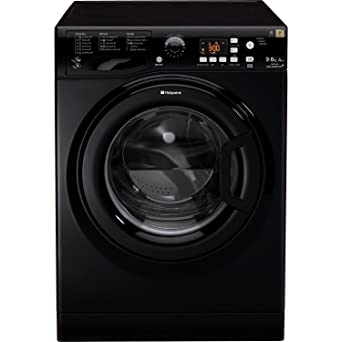 3004da16c701 Hotpoint WDPG 9640K freestanding Front-load A White washer dryer ...