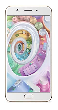 97a58f4c81 Oppo F1S (Gold)  Amazon.in  Electronics
