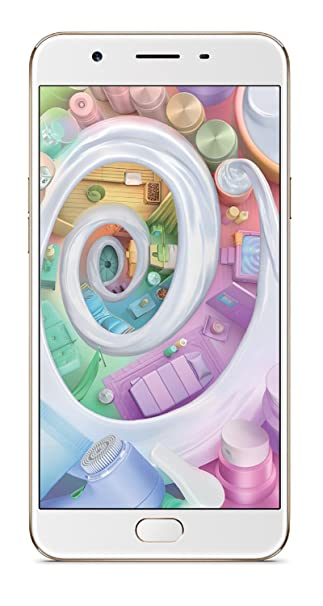 Oppo F1S (Gold, 64GB) Basic Mobiles at amazon
