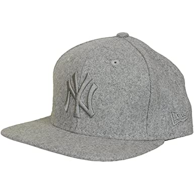 975ff4808c9 New Era and MLB Melton Tonal 9Fifty Flatbill Cap ~ New York Yankees ...