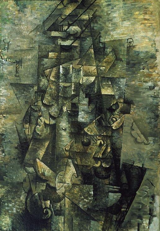 El Museo de salida – Georges Braque – hombre con una guitarra ...