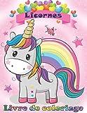 Licornes: Livre de coloriage pour enfants