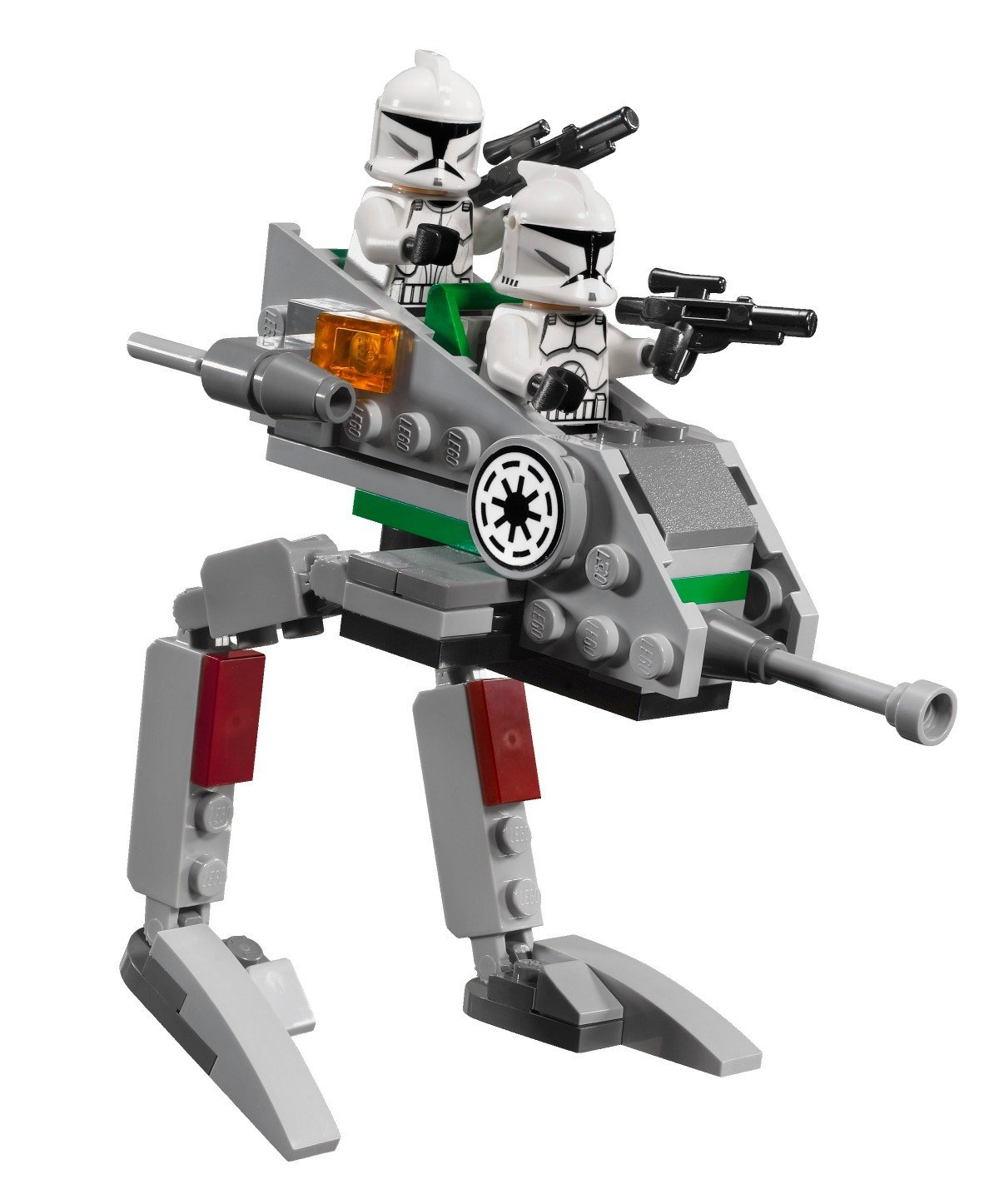 Amazon Lego Star Wars Clone Walker Battle Pack 8014