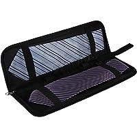 Magictodoor - Organizador para maletas Hombre, negro