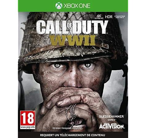 Call of Duty: WWII - Xbox One [Importación inglesa]: Amazon.es ...