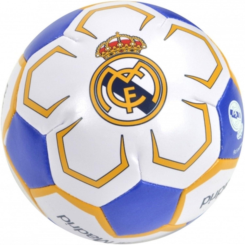 Real Madrid CF - Balón de fútbol mini de 10 cm oficial de Real ...