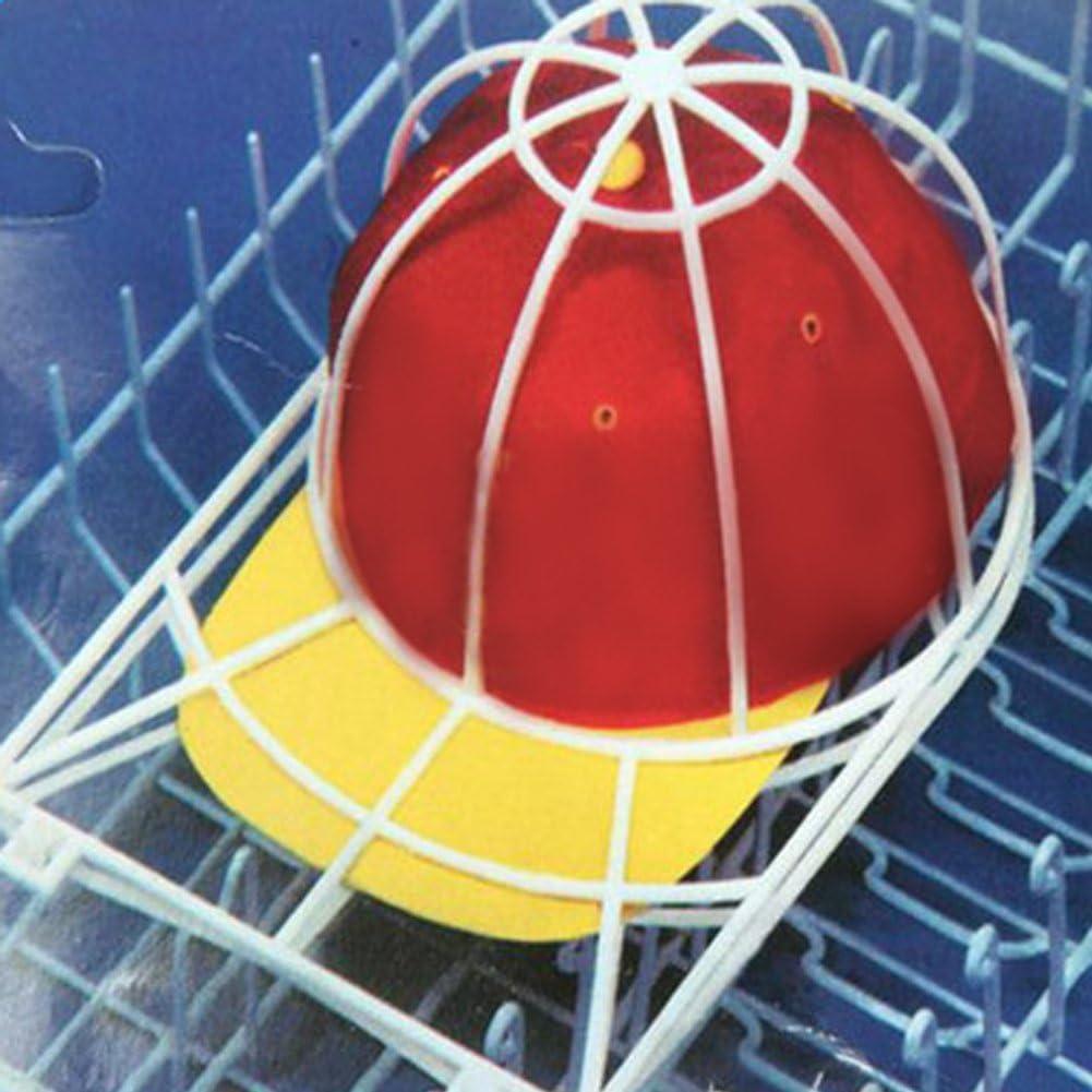 Zchui Baseball Cap Cleaner, Cap Washer Hat Cleaner, Protector de Limpieza para lavadoras/lavavajillas(1 unids)