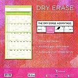 2017 Dry Erase Wall Calendar