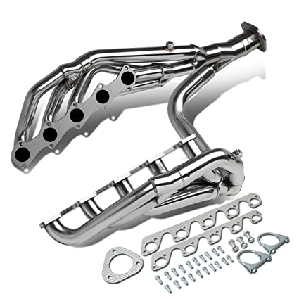 Amazon Com Dna Motoring Hds F25099 68l Lt Long Tube Exhaust Header