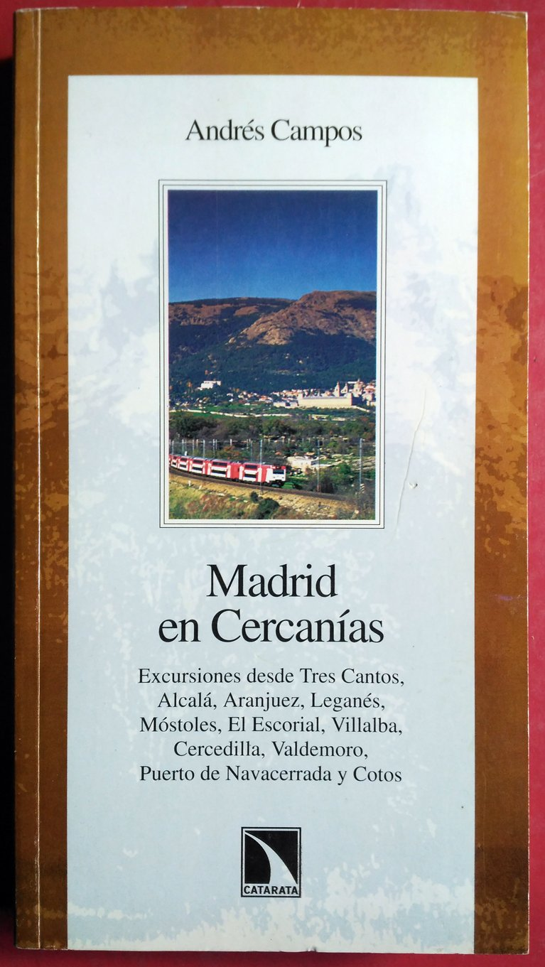 Amazon.com: Madrid en Cercanías: excursiones desde Tres ...