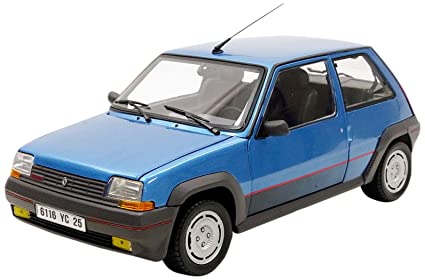 Image Unavailable. Image not available for. Color: Norev – Renault 5 GT Turbo ...