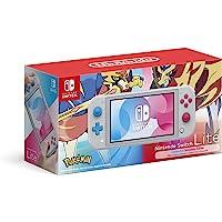 Switch Lite 32GB Edición Limitada Pokémon (Zacian y Zamazenta) - Special Limited Edition