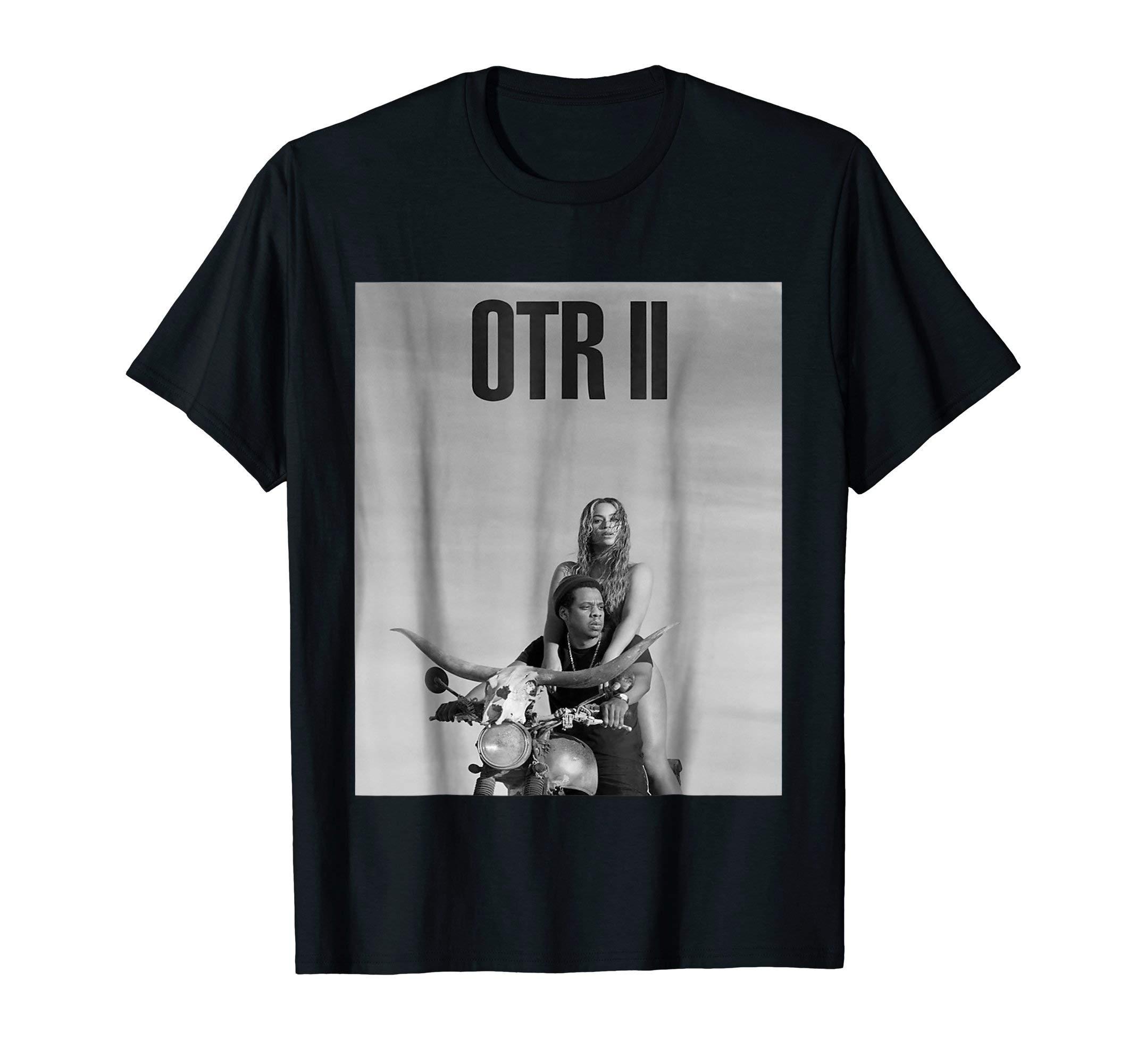 Love Music OTR-II-Tour 2018 Tshirt