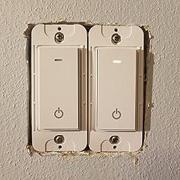 Amazon com: Customer reviews: Smart Light Switch, Gosund 15A