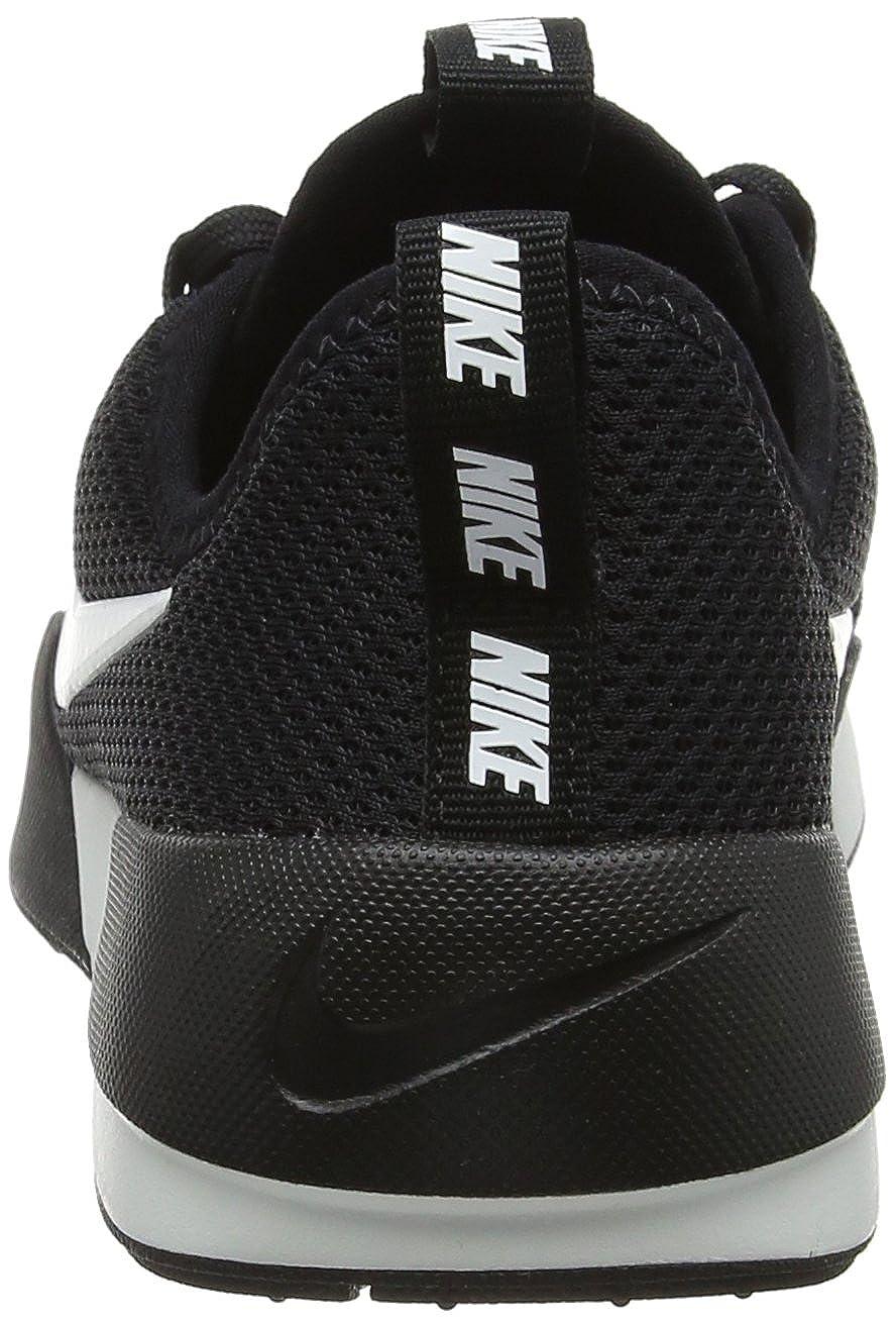 Amazon.com | Nike Ashin Modern Run Womens Running Shoes AJ8799-002 (9) Black/White | Road Running