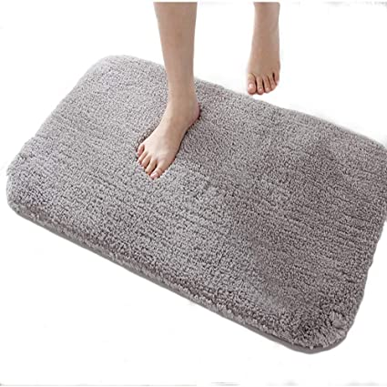 Dada Bath Mat Bathroom Rug Non Slip Absorbent Luxury Soft Fluffy