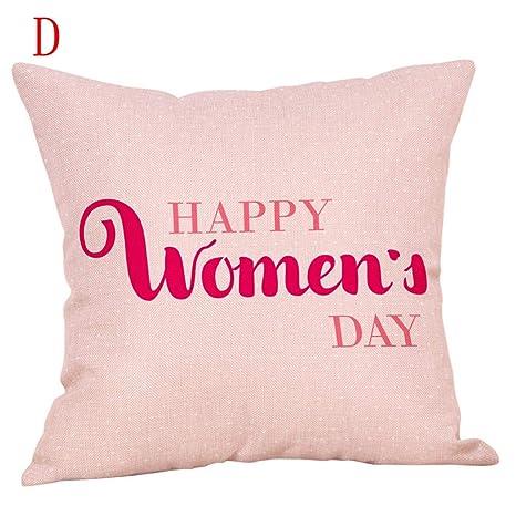 Dorical Happy Mothers Day Funda De Almohada Cubierta 45 ...
