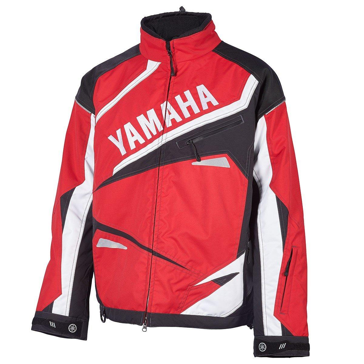Yamaha Velocity Jacket w// Outlast Medium Red