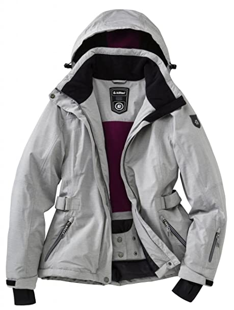Gr.38 Ski/ Snowboard/ Outdoor NEUE Softshell Multi- Funktions Jacke KILLTEC